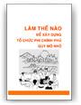 How to Build a Good Small NGO [Vietnamese] (.pdf)