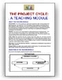 The Project Cycle